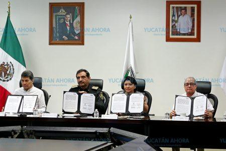 Fuerzas empresariales combatirán el delito y violencia desde las filas de Escudo Yucatán
