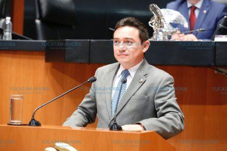 Senador yucateco presidirá la Comisión de Reforma Agraria