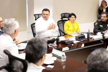 Yucatán, a la vanguardia en estrategia de seguridad pública