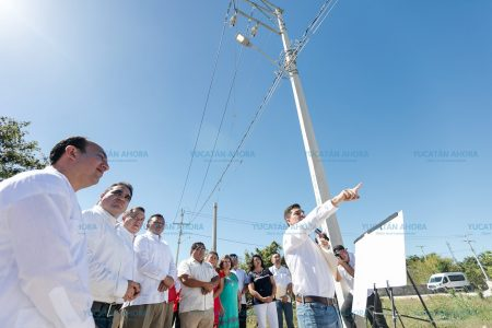 Anuncian millonaria inversión para 45 comunidades mayas de Yucatán