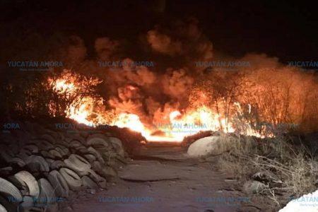 Exhortan a informarse para evitar incendios forestales fuera de control