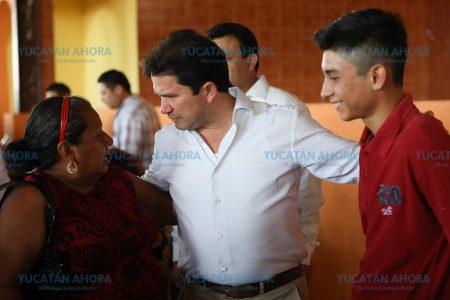 Define Mauricio Sahuí las prioridades en su proyecto de Gobierno