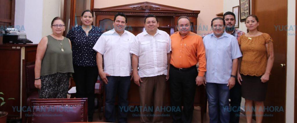 Hay nuevo Director en el Registro Civil de Yucatán