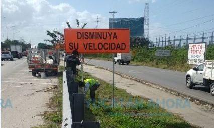 A partir de mañana modificarán el tránsito en el Distribuidor Vial a Progreso