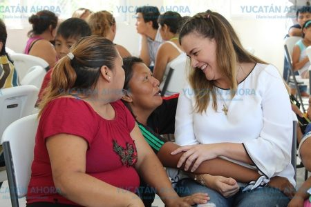 Cecilia Patrón se despide de la Dirección de Desarrollo Social