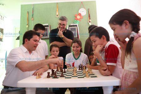 Las victorias se basan en estrategia, constancia y mucha disciplina: Sahuí