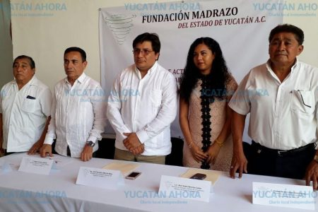 Presentan a coordinadores de Fundación Madrazo en Valladolid y Tizimín
