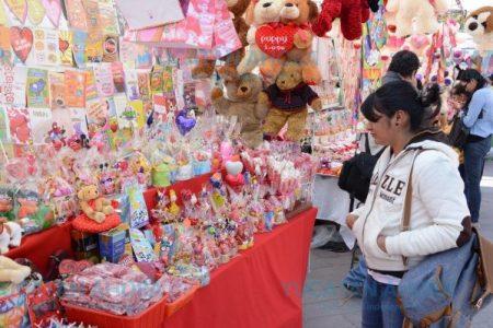San Valentín, salvación del comercio tras la cuesta de enero