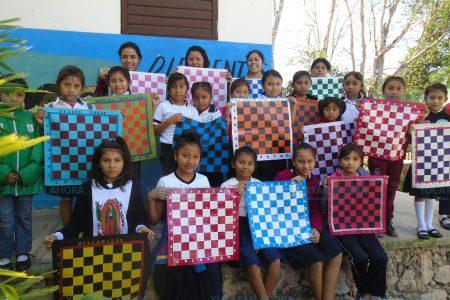 Sorprendente: en una primaria rural de Yucatán todos los alumnos juegan ajedrez