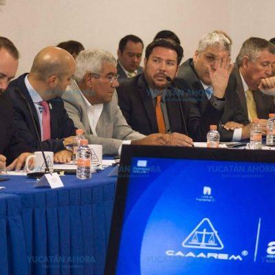 Celebran 100 años de la Asociación de Agentes Aduanales