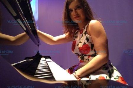 La pianista polaca Anna Miernik interpretará a Ravel con una sola mano