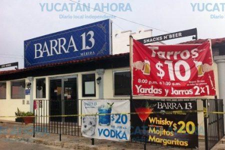 Más denuncias contra bares, ahora en Francisco de Montejo