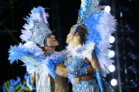 Queman el mal humor en Mérida; inicia el reinado de la alegría