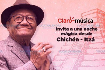 Tengo todo el derecho de cantar en Chichén Itzá, dice Armando Manzanero