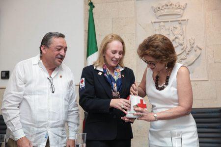 La Cruz Roja espera recaudar un millón de pesos en Mérida