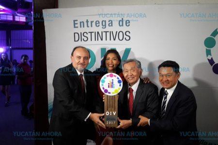 Gobierno de Yucatán mantiene distintivo de calidad