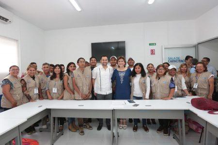 El programa Médico a Domicilio inicia etapa de innovación digital