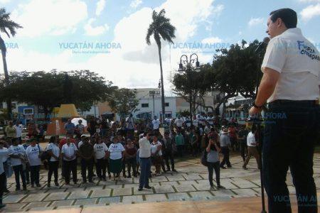 Empresario se perfila como candidato del PES a la alcaldía de Mérida
