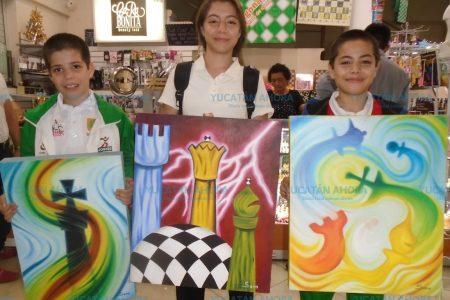 Familia de oro: 4 de los hermanos Galaviz Medina, a la final en el juego ciencia