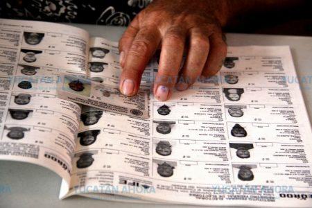 En Yucatán, Manuel Jesús Chan Chan votará 10 veces este 1 de julio