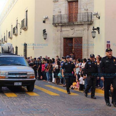 Aviso: mañana hay cierre de calles por el carnaval infantil