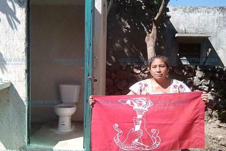 Baños para familias de escasos recursos económicos