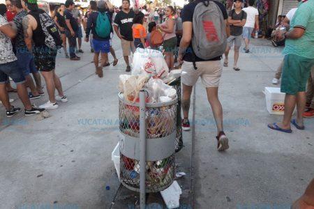 Estuvo bueno su carnaval en Progreso: lo asaltan y acaba preso