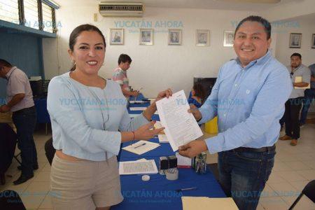 Denuncian agresión de precandidato del PAN a diputado
