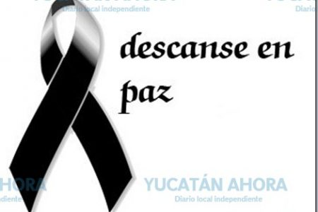 Obituario: Manuel Jesús Pacheco Gurubel