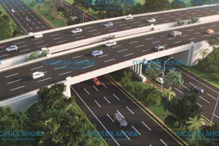 Importante: A partir de mañana el cierre del puente de la salida a Progreso