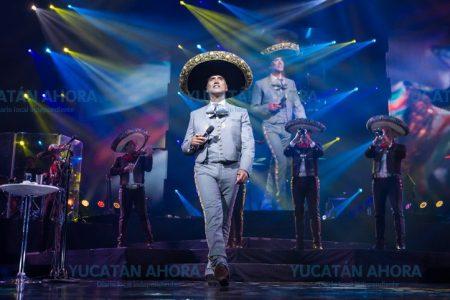 Alejandro Fernández hace vibrar el Auditorio Nacional