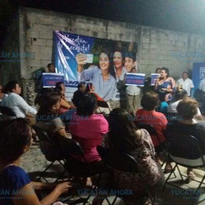 Concluye Sofía Castro proceso para recabar firmas de apoyo