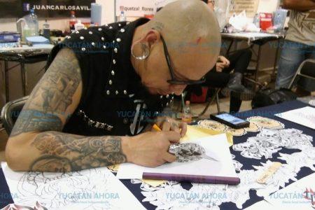 Dos días a puro tatoo en Mérida