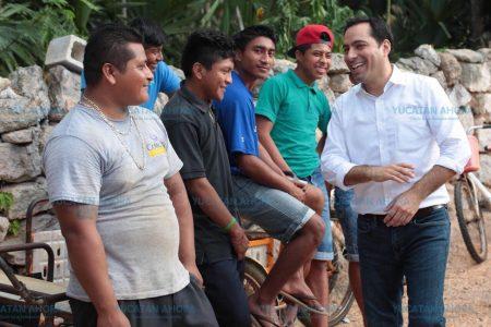 Hay que construir un mejor Yucatán con talento, ideas y fortalezas de jóvenes: Vila