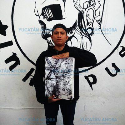 Personaje yucateco: Tatuador de cuerpos y almas