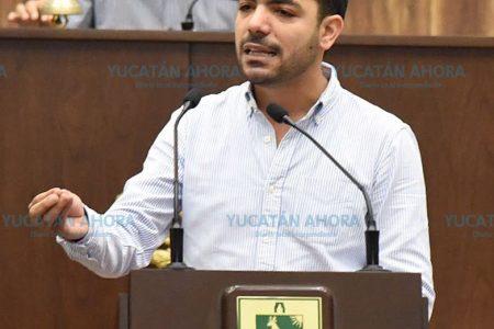 Elías Lixa va por el Cuarto Distrito federal, con cabecera en Mérida