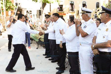 Llaman a seguir construyendo Yucatán por encima de cualquier interés