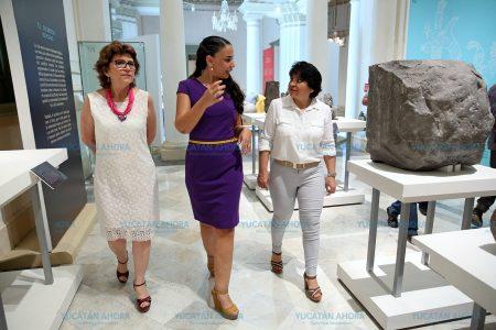 La mujer yucateca, con liderazgo desde la época prehispánica
