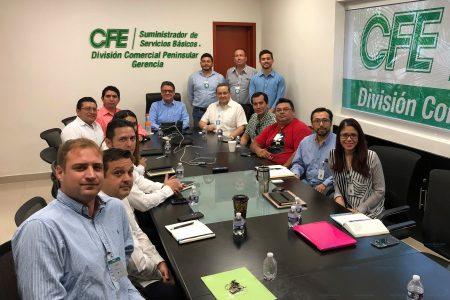 Unen al sector energético de Yucatán para causas de protección al medio ambiente