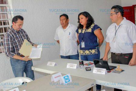 El PRD va solo en su búsqueda de la alcaldía de Valladolid