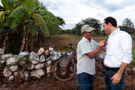 Mauricio Vila ofrece campaña limpia, honesta y con propuestas transformadoras