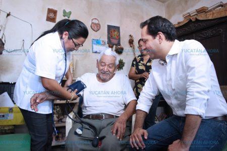 Vila ampliará a todo Yucatán los programas de 'mastógrafo móvil' y 'Médico a Domicilio'