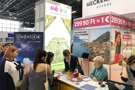 Yucatán es pionero en abrir mercado turístico en Hungría