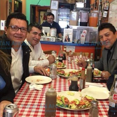 Refrenda Cecilia Patrón su cercana relación con migrantes yucatecos