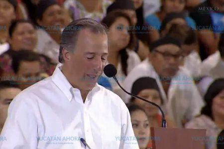 Meade llega el sábado a Mérida y arranca su campaña el domingo en el Siglo XXI