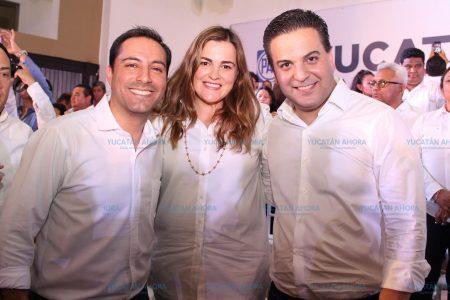 Recibe Cecilia Patrón muestras de apoyo a su candidatura