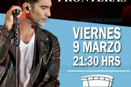 "Alejandro Fernández promete ""reventar"" el Coliseo con ""Rompiendo Fronteras World Tour"""