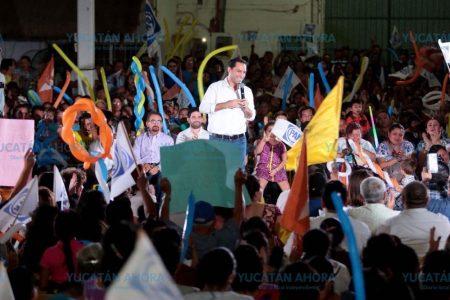 Mauricio Vila invita a Huacho Díaz a hacer una campaña limpia