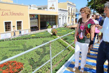Ven 'El Camino de Flores' como una promoción a nuestras tradiciones
