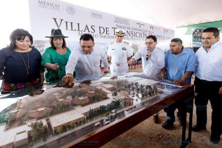 El nuevo Hospital Psiquiátrico de Yucatán ya está en proceso de construcción